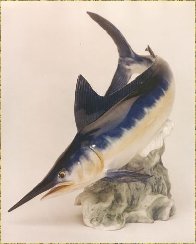 Blue Marlin Miniature