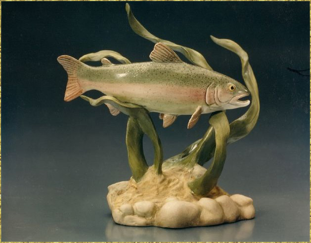 Rainbow Trout Miniature