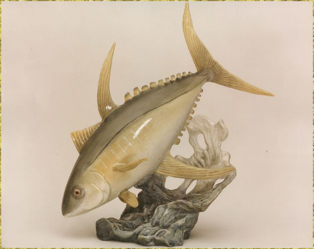 Yellowfin Tuna Miniature